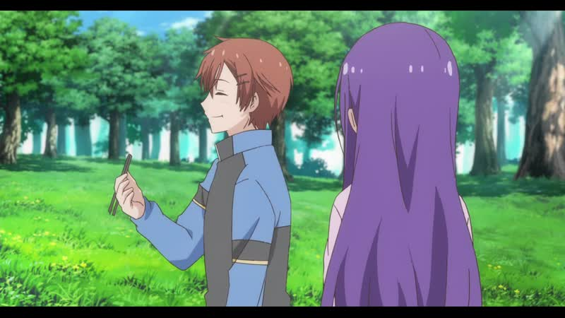 Midara na Ao-chan wa Benkyou ga Dekinai 8 серия [Озвучили Shoker Ruri] Похотливая Ао не может учиться 08