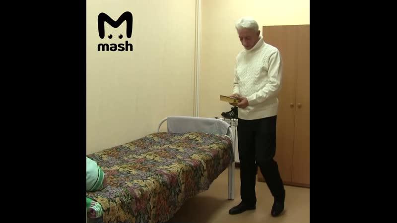 Изобретатель из Курска попал в приют для бездомных.