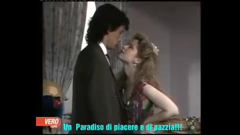 Отрывок из сериала Антонелла на итальянском языке