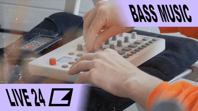 Bass Music 🥁Elektron Model Samples Jam 💿Raumskaya - Ekto