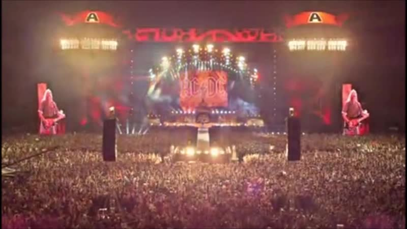 AC DC Highway to Hell Live at Plate Stadium in Buenos Aires Argentina on December 2009