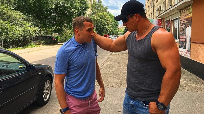 Как вырубить отморозка боксера если он сильней Советы инструктора спецназа Уличная драка обучение