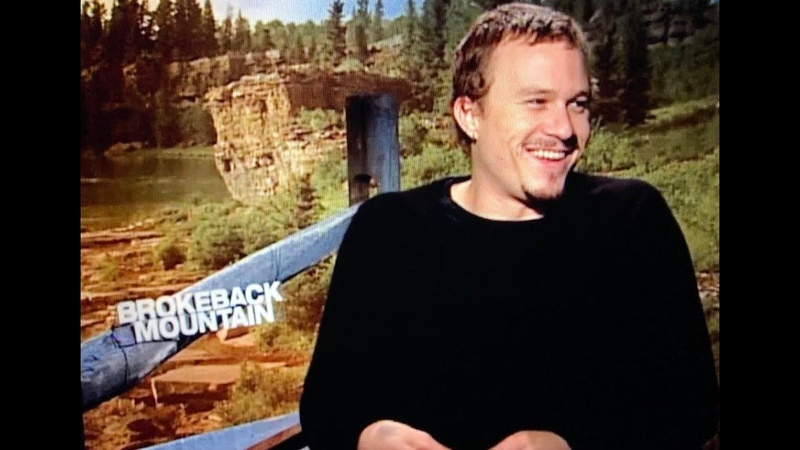 Heath Ledger talks about his character in Brokeback Mountain