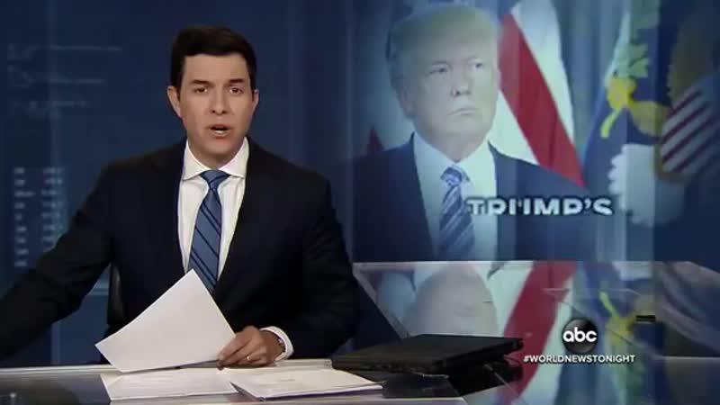 Trump responds to Iranian threats l ABC