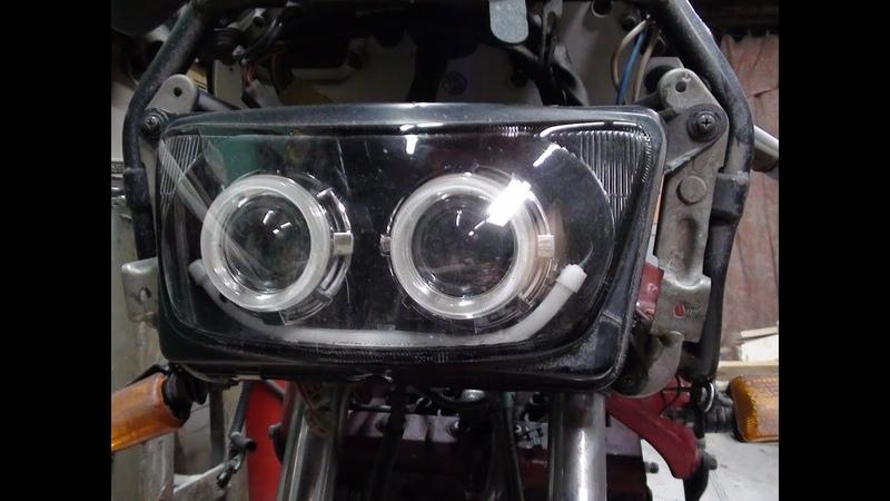 Suzuki RF400RV часть 1 Купили клевый аппарат Разборка и грандиозные планы