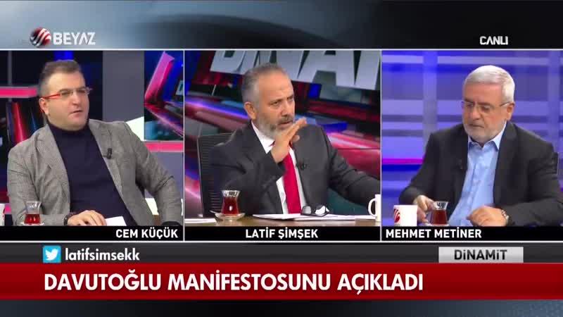 Ahmet Davutoğlu'nun Gelecek Partisi Millet ittifakı'na katılacak mı