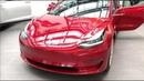 Косяки Tesla Model 3 или экономили как могли на Тесле 3. Обзор-минутка