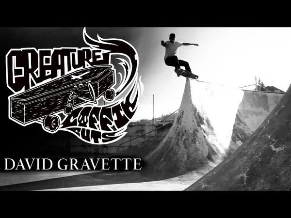The Creature Video Coffin Cuts David Gravette