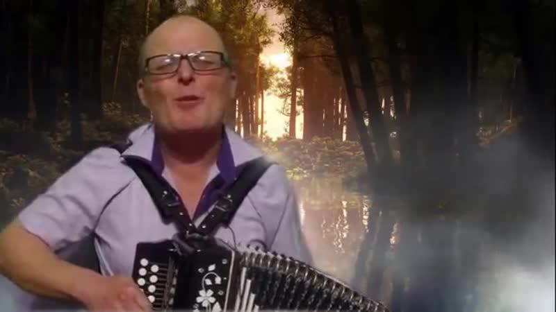За рекой непогода ❤️ Разрывающая сердце песня о МАМЕ под рыдающую ГАРМОНЬ! accor