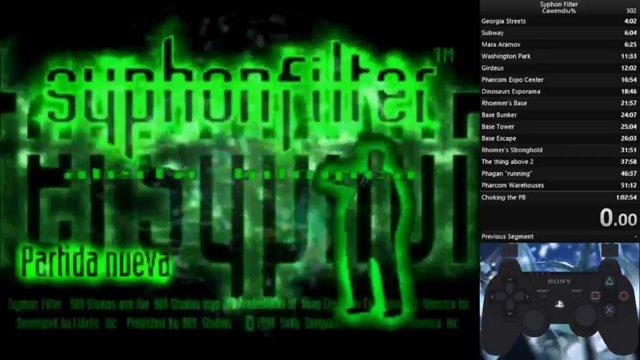 Syphon Filter Any% 1 01 11 26