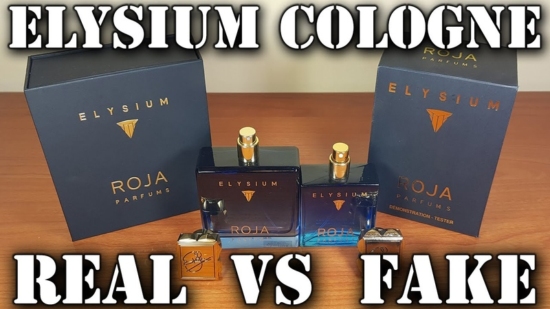 Fake fragrance Elysium Cologne by Roja Dove