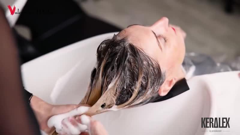 Метод наслоения Супер уход для волос Стойкий блонд