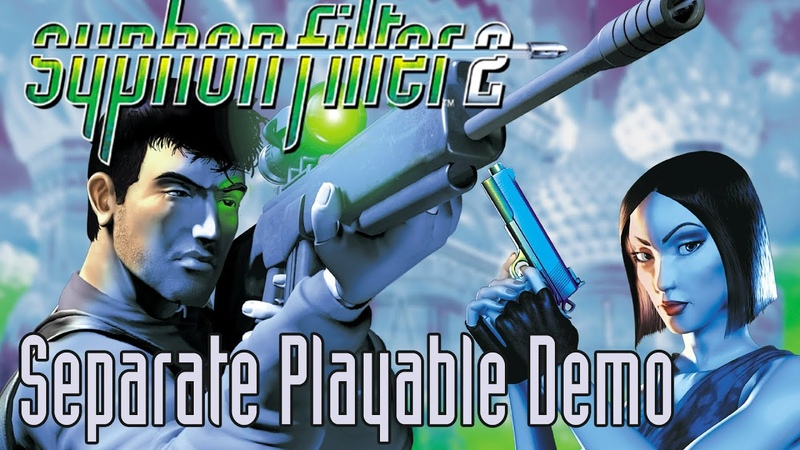 Syphon Filter 2 Separate Playable Demo