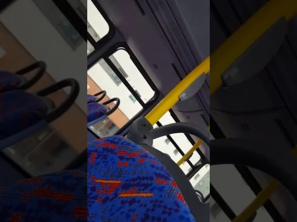 Racist Guy goes crazy on London bus