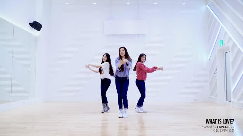 19.02.27 • PlayM Girls [Суджин, Мандэй и Соын] – Кавер на What Is Love? by TWICE