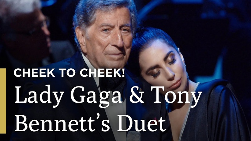 Watch Lady GaGa Tony Bennett Sing Nature Boy Great Performances on PBS