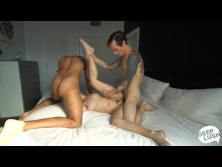 Paris Lincoln - Double Deep [All Sex, Hardcore, Blowjob, Artporn]