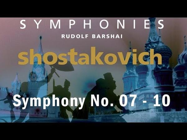 Shostakovich Symphonies 7 10 The Complete Symphonies part 2