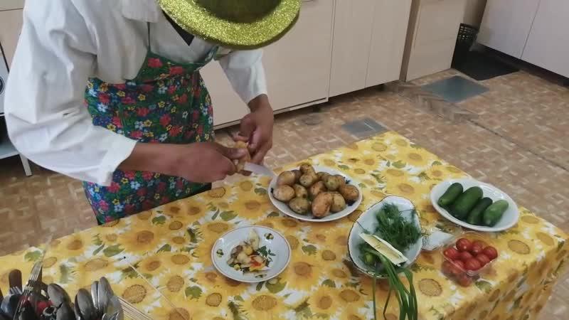 Балдёжная кухня