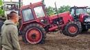 Mtz 82 vs Mtz 82 belarus tractors 2019 4k video