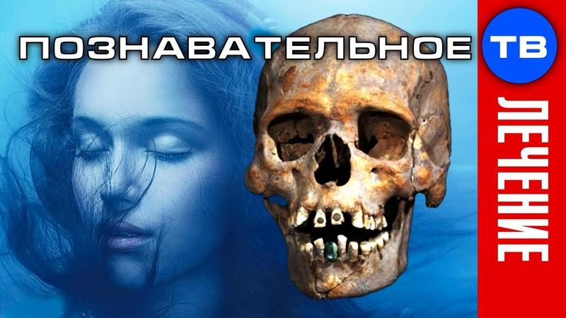 Живая и мёртвая вода Как действует Где взять в природе Артём Войтенков