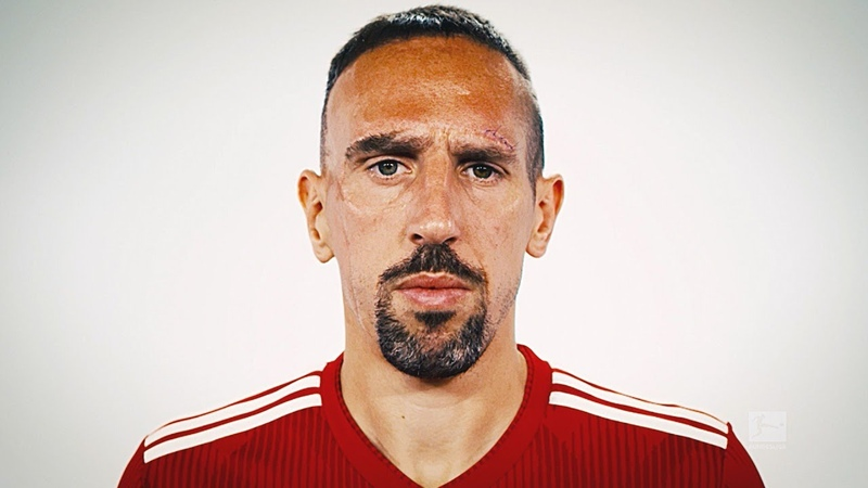 Franck Ribery 12 Years 12 Goals