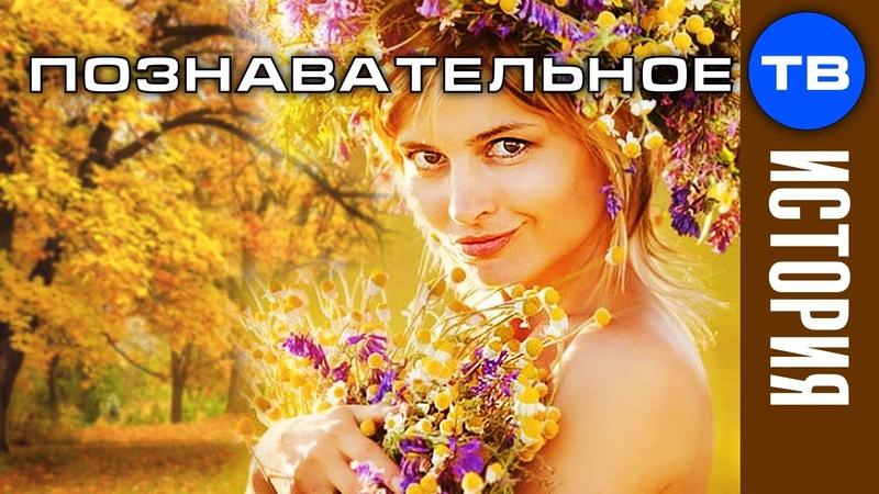 При чём здесь БАБЫ Почему БАБЬЕ лето Познавательное ТВ Артём Войтенков