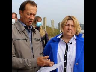 В Томске дорога к коттеджному посёлку стала платной