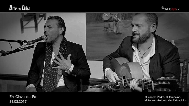 Pedro el Granaino y Antonio de Patrocinio | En Clave de Fa | por Tarantos