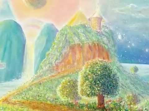 Райское сияние Картины Света Brigitte Jost