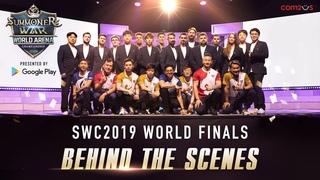 Behind the scenes | SWC2019 World Finals | Summoners War
