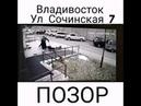 Мужчины из многоэтажки во Владивостоке избивают женщину и ее собак
