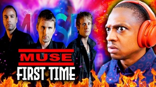 Rap Fan MUSE FIRST REACTION (Knights Of Cydonia, Uprising, Pressure)