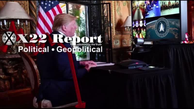 X22 Report vom 17 2 2021 Die Pandemie war die Tarnung Miltärgeheimdienst und Keine solche Agentur sind der Schlüssel