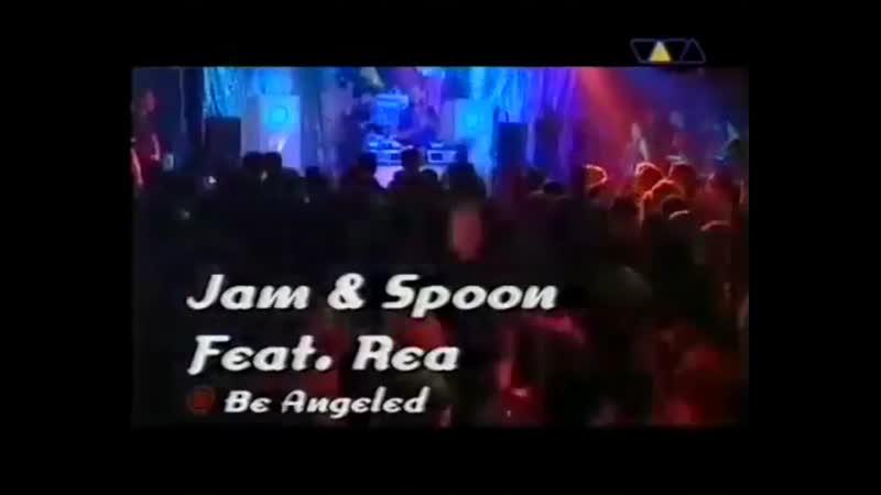 Jam Spoon Feat Reamonn Be angeled Live @ VIVA Club Rotation
