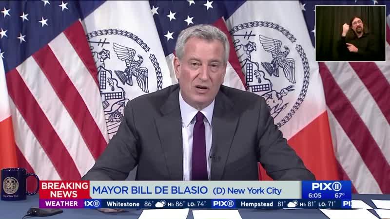 Еще один майданчик расположился под мэрией Нью Йорка 30 июня 2020 они требуют на миллиард урезать бюджет местных копов
