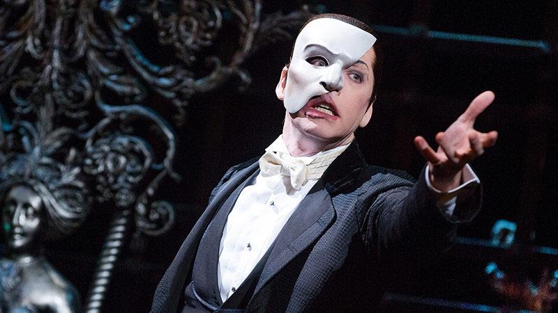 Stage Enterteiment «Phantom of the Opera»