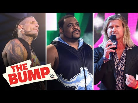 My1 Jeff Hardy Keith Lee Dolph Ziggler and more WWE's The Bump July 8 2020