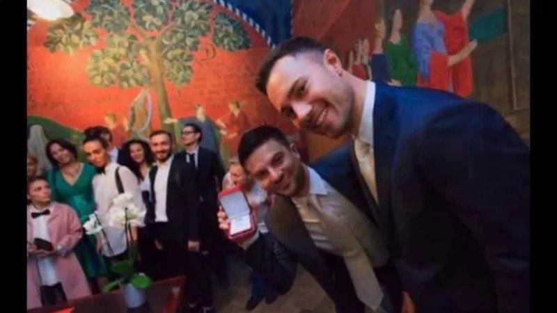 Евгений Бороденко из Comedy Woman вышел замуж Свадьба Евгения Бороденко из Comedy Woman