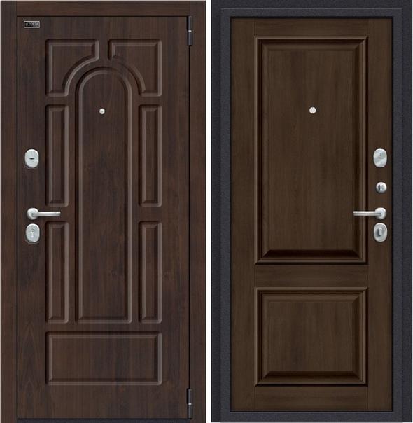 Porta S 55.K12 Almon 28/Nordic Oak/Dark Oak