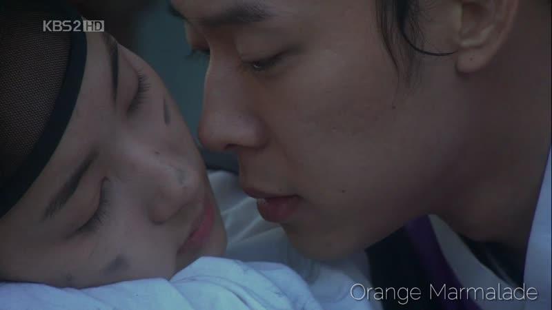 Отрывок из дорамы «Скандал в Сонгюнгване» 12 серия. Озвучка GREEN TEA