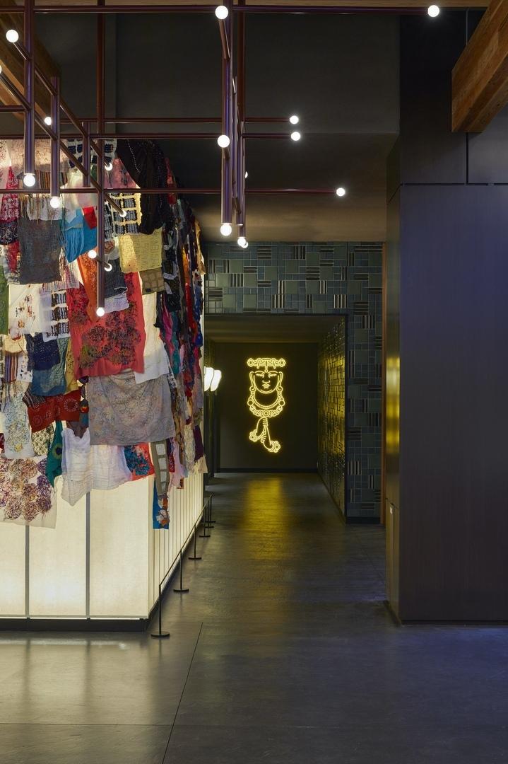 Открытие отеля Ace в Киото по проекту Кенго Кумы || 01