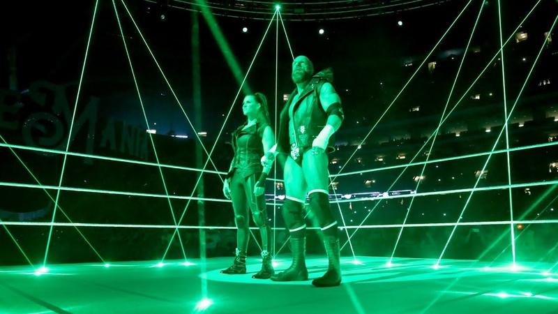My1 Stephanie McMahon details iconic WrestleMania entrance in FBE bonus clip