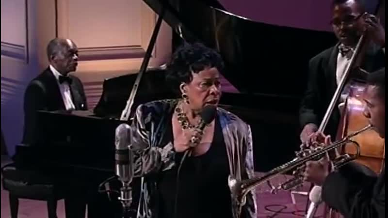 Betty Carter How High The Moon