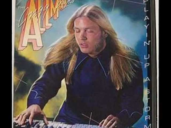 Gregg Allman - It Aint No Use - Playin Up a Storm 1977