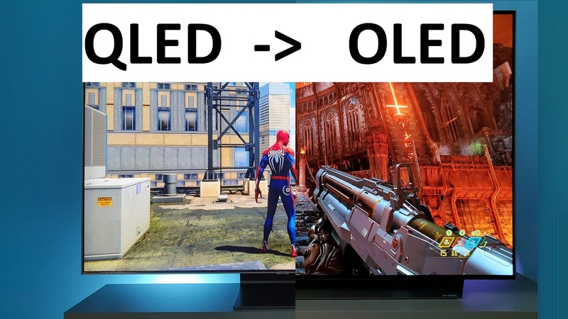 From QLED back to OLED Is the CX OLED the best TV in 2020 4K
