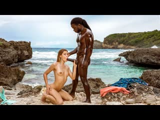 [LIL PRN] Blacked - Avery Cristy - For A Friend  1080p Порно, Brunette, Interracial, Vacation