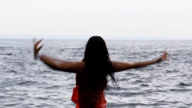 Неллі Сюпюр Фламенко Чорне море Nelli Syupyur Black Sea Flamenco Ukraine