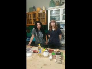 Кулинарии в Поместье