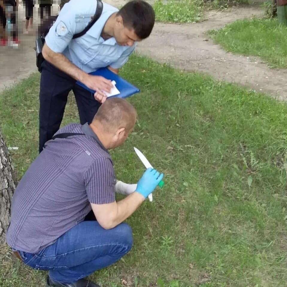 В Петровске на улице Гоголя произошла драка с нанесением ножевых ранений